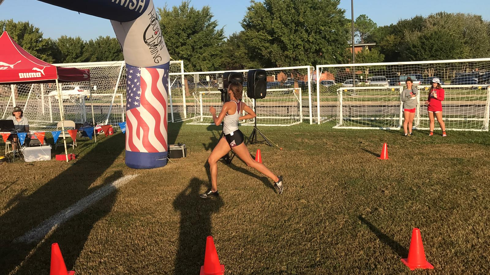 <div>Creeks Leads Women's Cross Country At McNeese State</div>