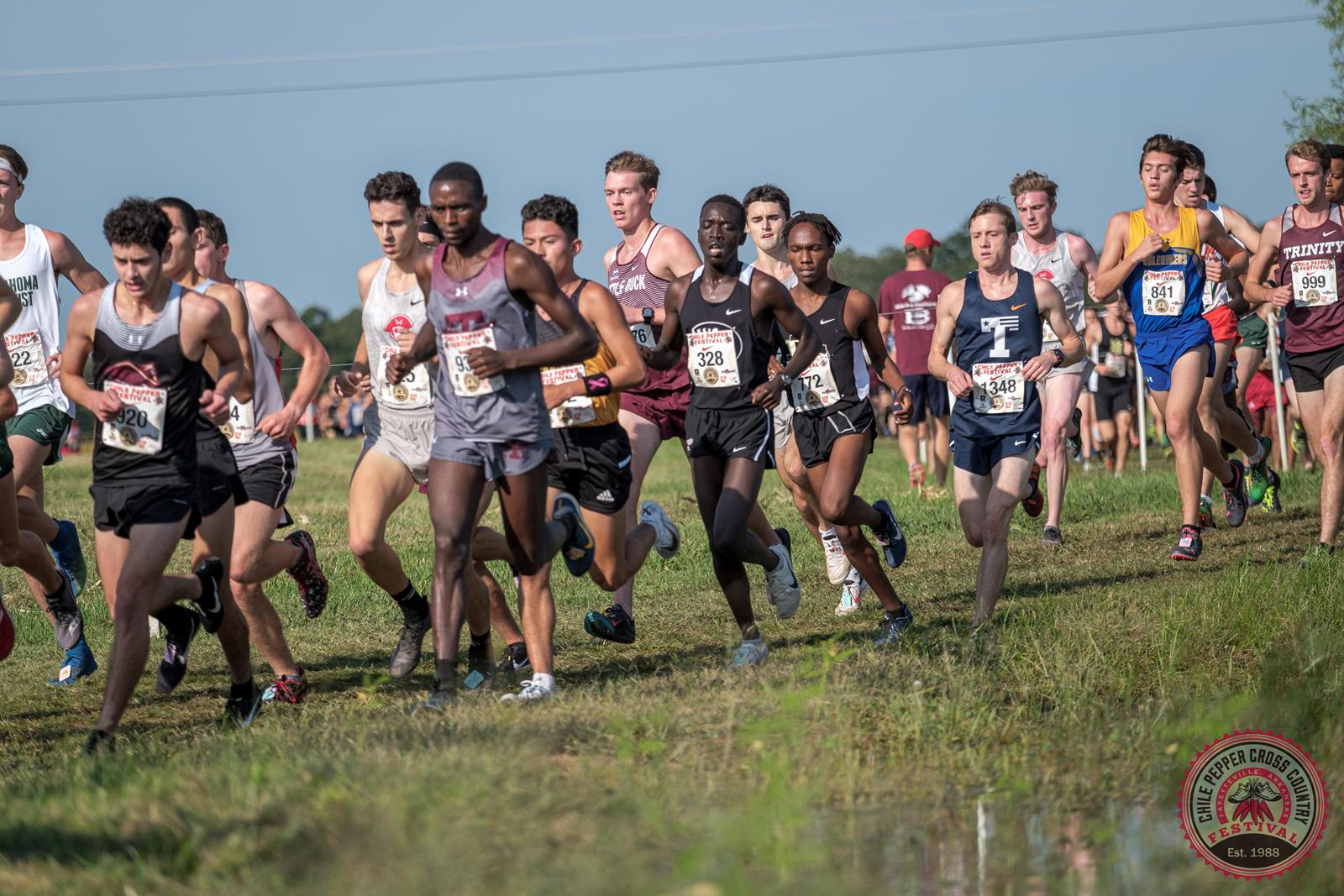 Cross Country Competes At Rice Invitational