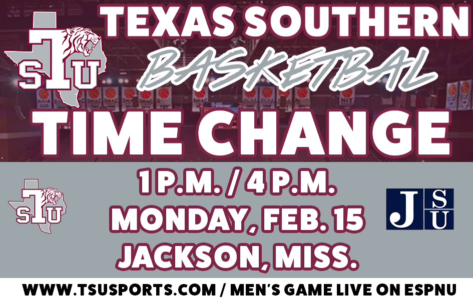 <div>Monday's Basketball Games At Jackson State Moved Up</div>