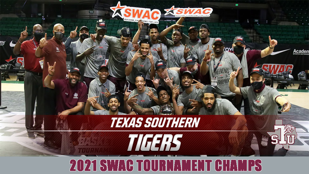<div>GOING DANCING! Tigers Win 9th SWAC Tournament With Dominant Win Over Prairie View A&M</div>
