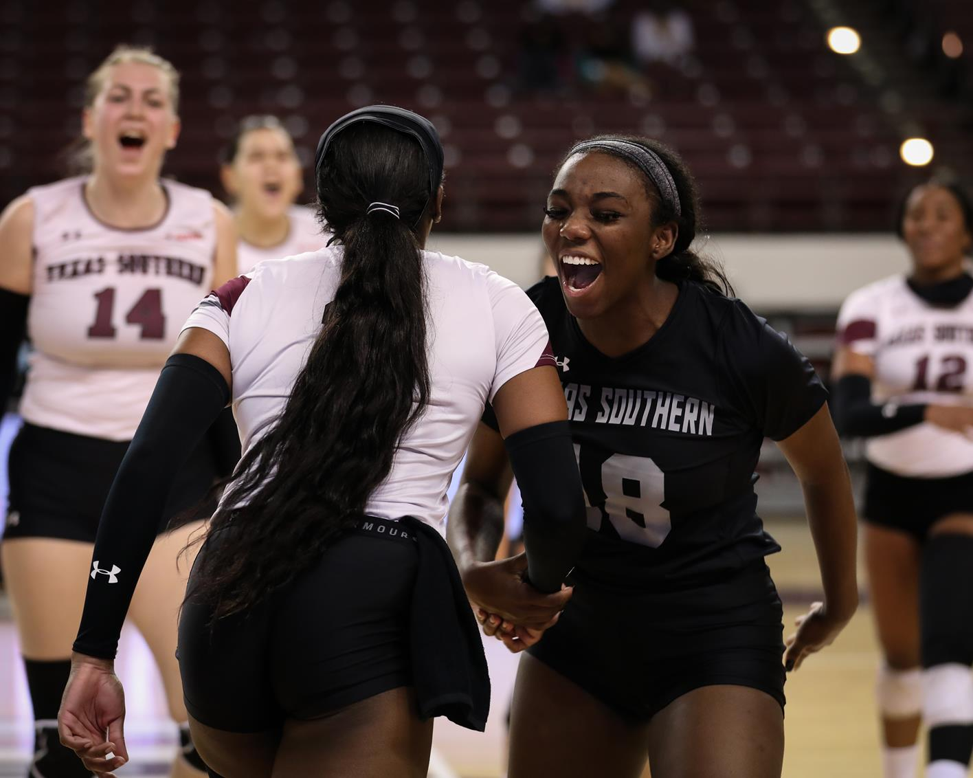 Volleyball Kicks Off 2021 Campaign Friday Afternoon