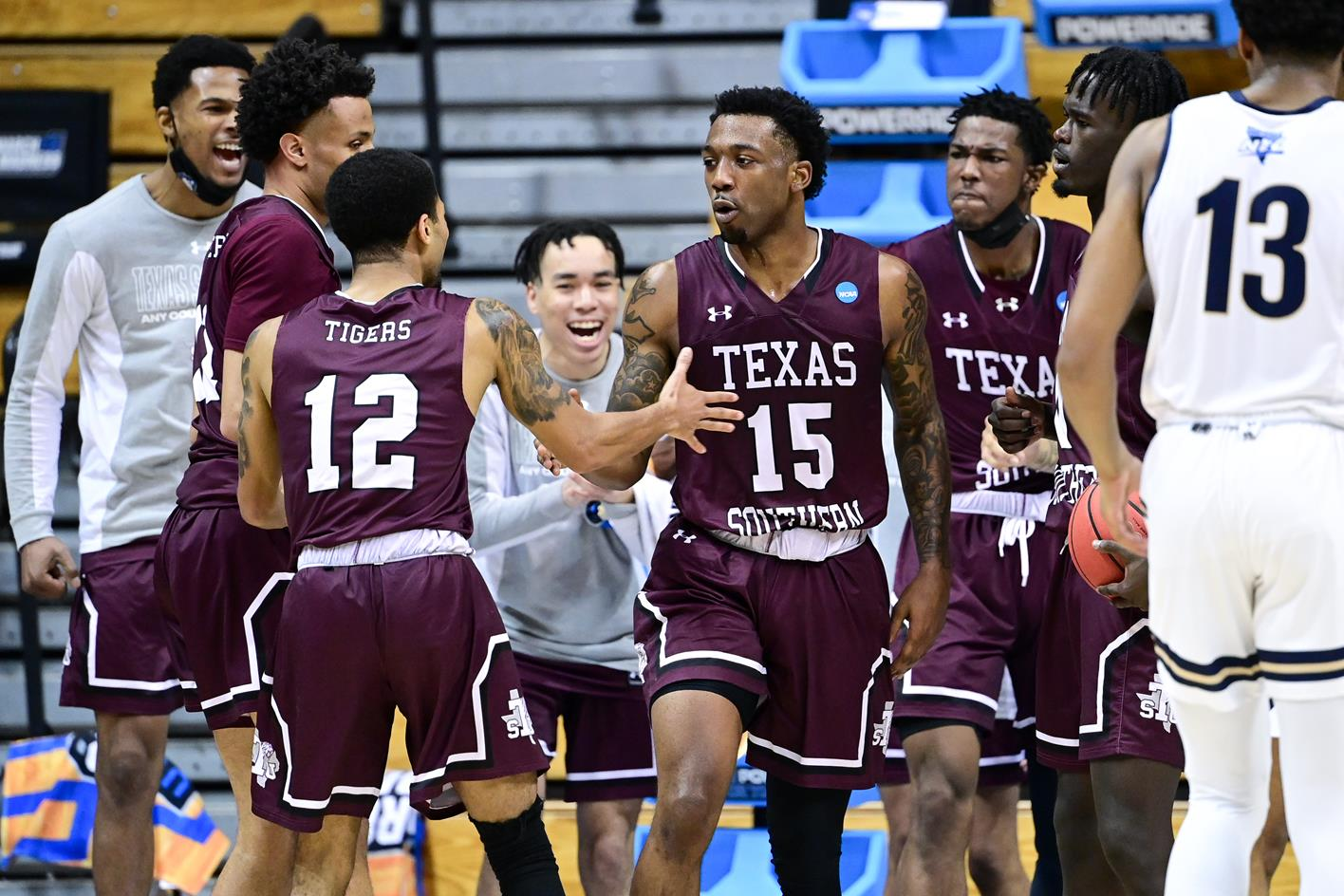 Tigers Turn Up The Heat In 2nd Half To Earn 2nd NCAA Win