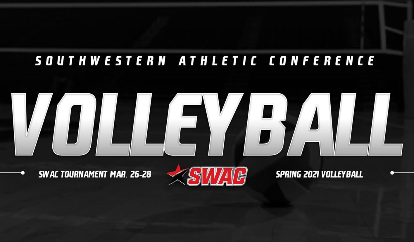 <div>Volleyball Draws Prairie View A&M In SWAC Tournament Opener Friday Evening In Birmingham</div>