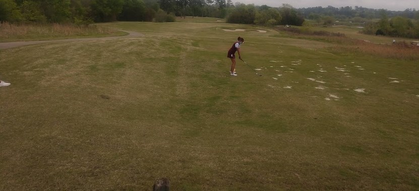<div>Women's Golf Wraps Up Play In Huntsville Tuesday Afternoon</div>