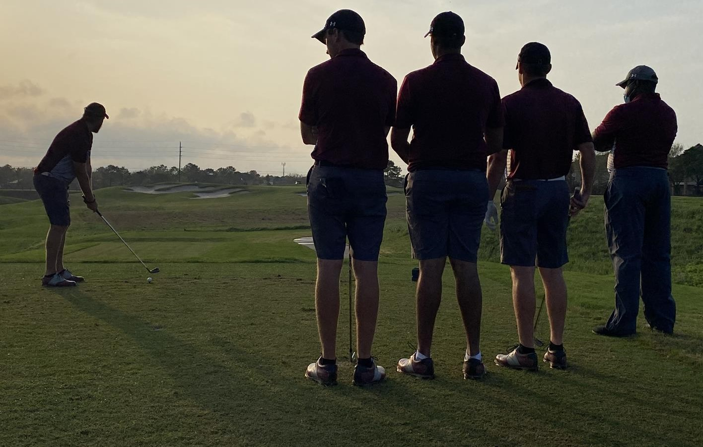<div>Men's Golf Concludes Play At Lone Star Invitational</div>