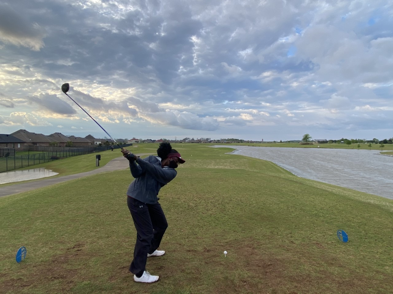 <div>Smith Currently 4th Overall After Round 1 Of SWAC Women's Golf Championship</div>
