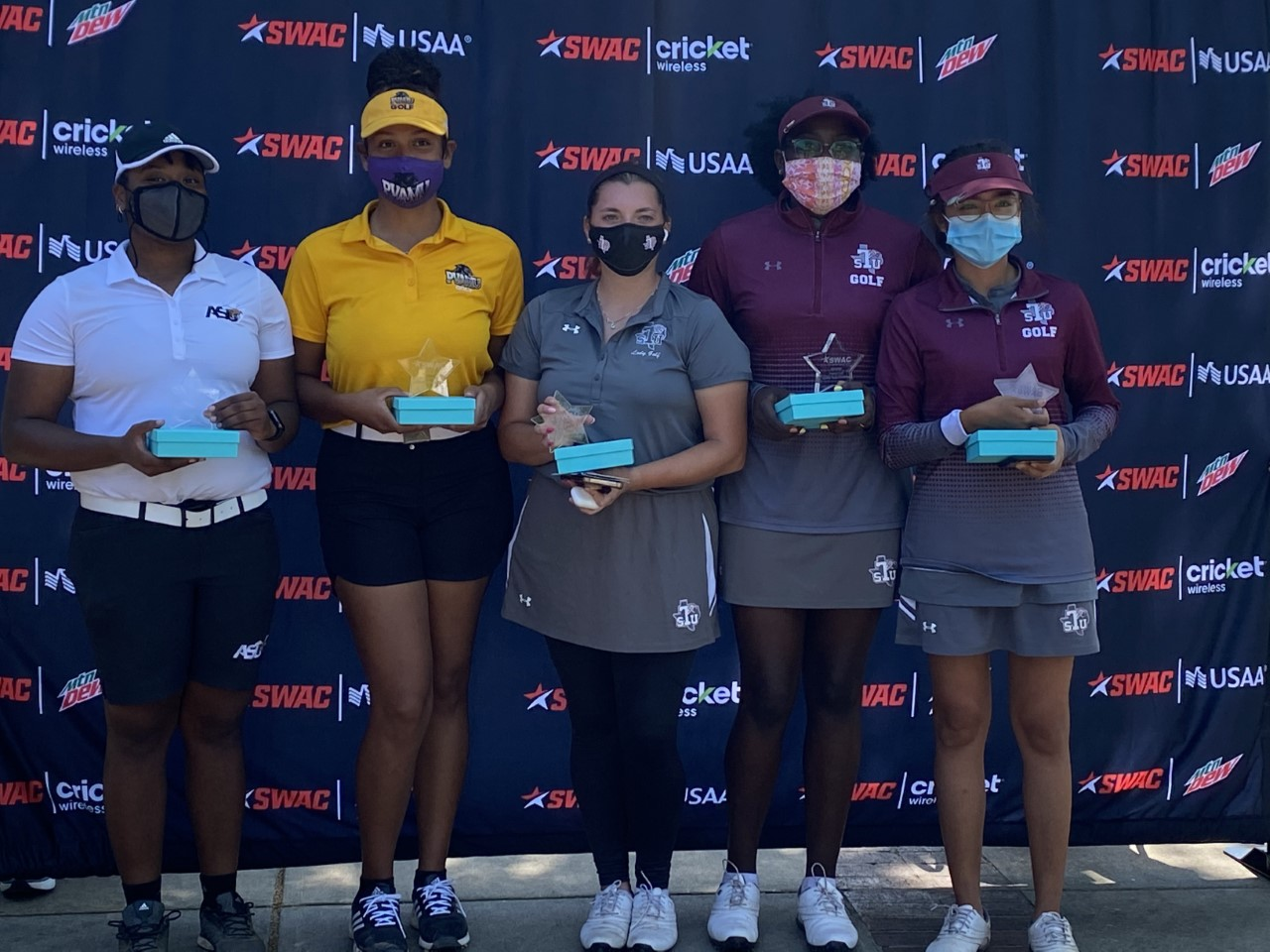 3 Lady Tigers Earn All-SWAC Golf Honors