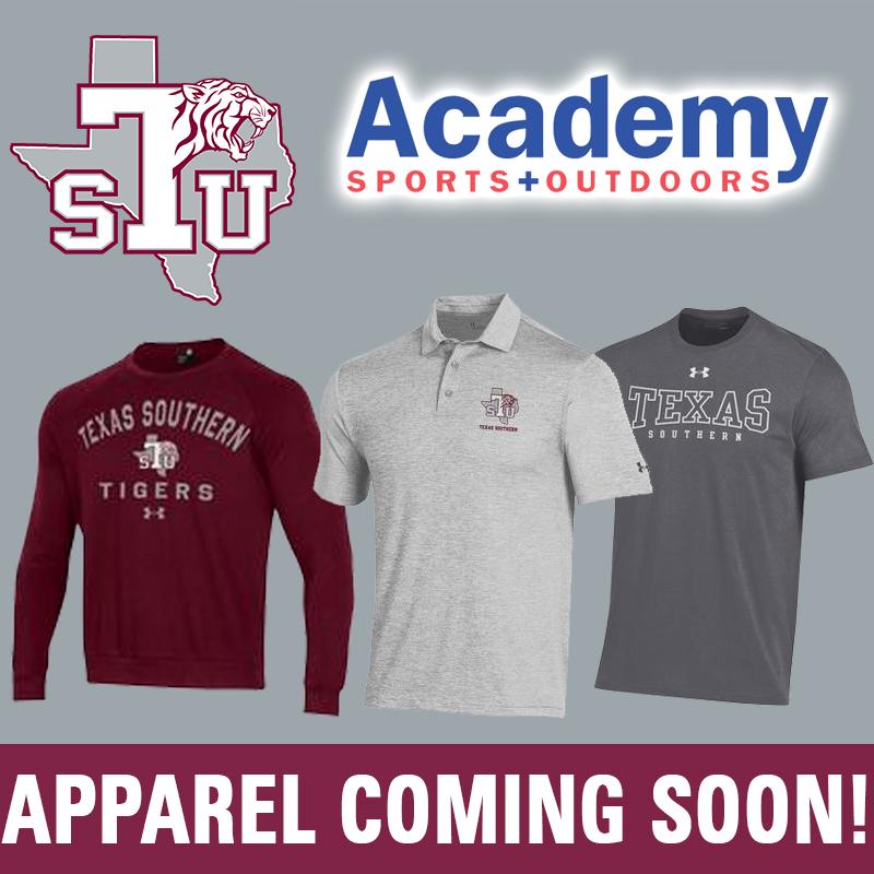 Academy Sports + Outdoors To Carry TSU Apparel This Fall