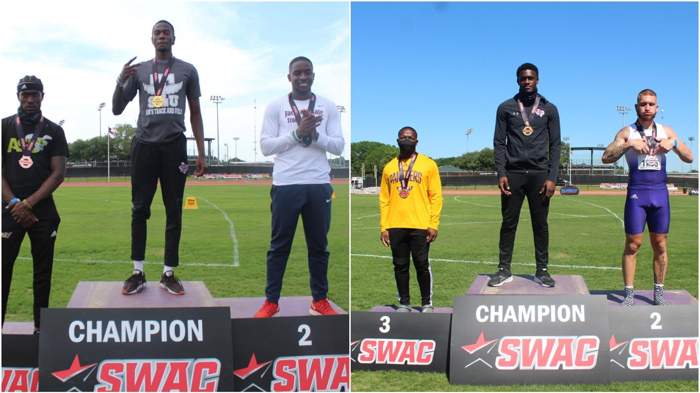 Pree, Williams Qualify For NCAA Men's Outdoor Track and Field Preliminary Championships
