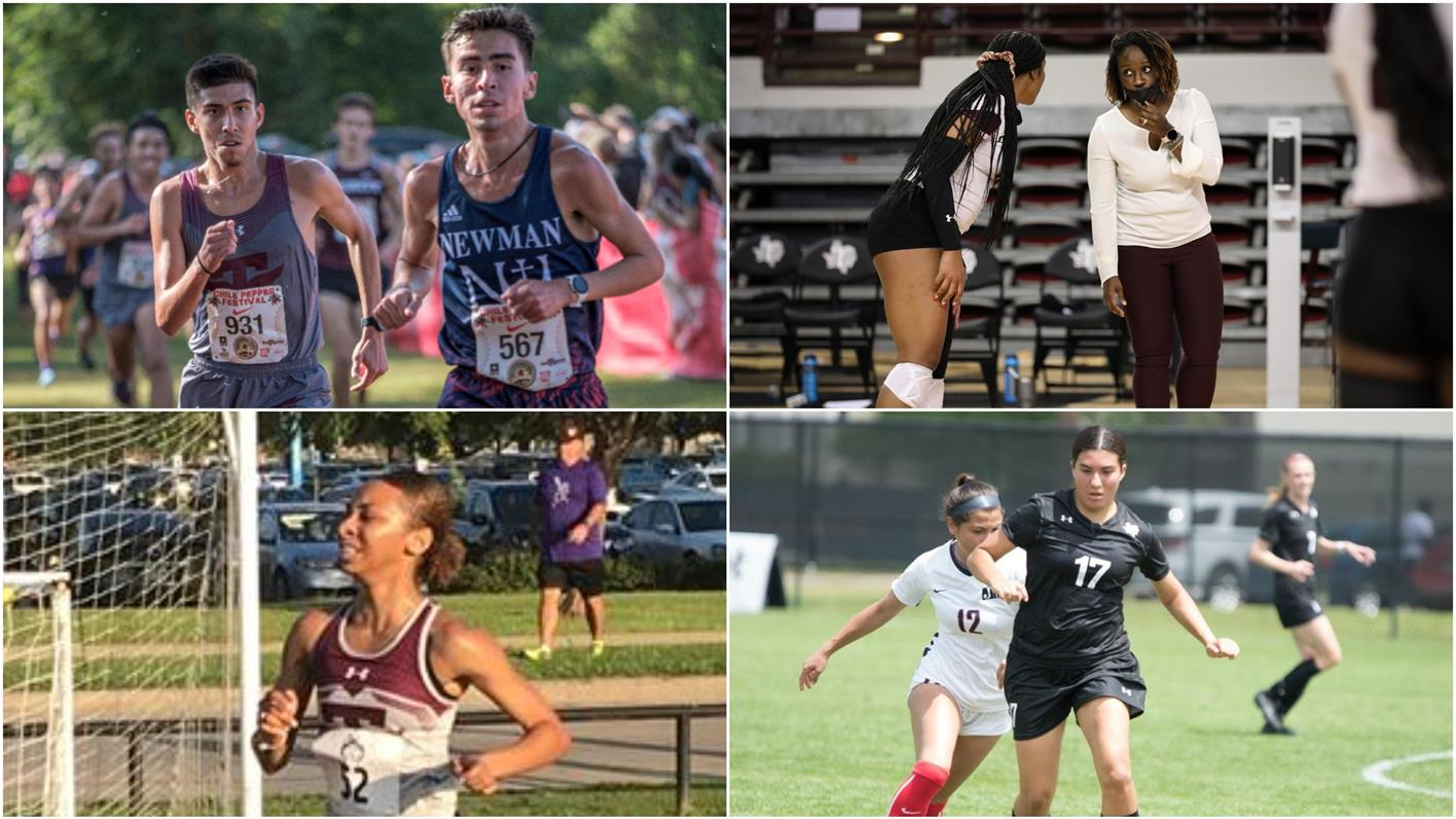 Volleyball, Soccer, Cross Country All In Action This Weekend