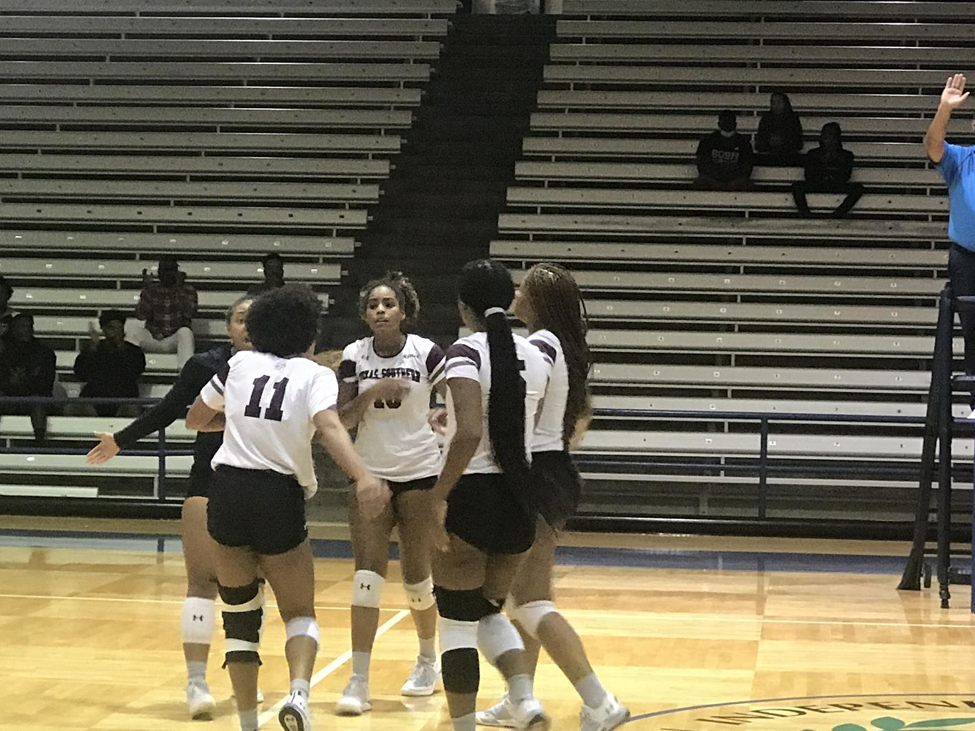 <div>Volleyball Prepares For SWAC Showdown Against Prairie View A&M Wednesday Night</div>