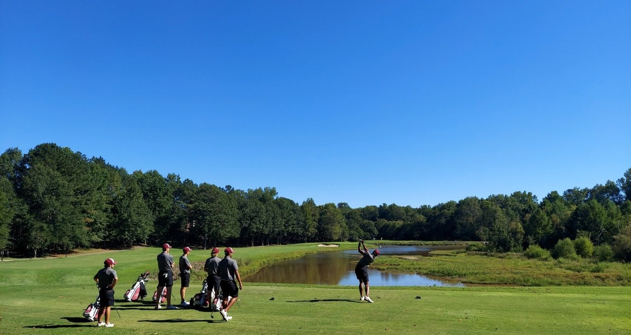 <div>Men's Golf Sits In 3rd After Day 1 Of Competition At HBCU College Invitational</div>